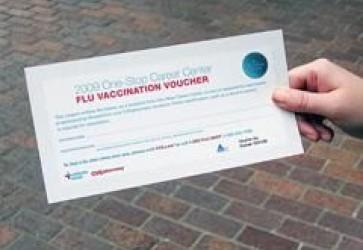 CVS begins offering flu shot vouchers to the unemployed