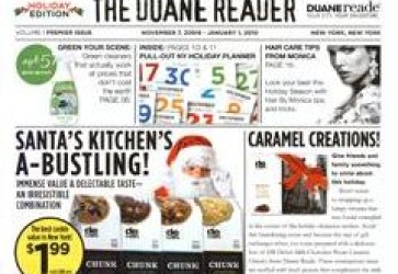 Duane Reade launches mini magazine