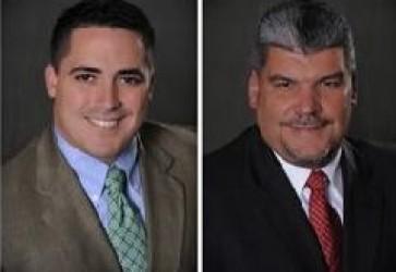 Navarro promotes pair of executives