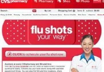 CVS, MinuteClinic begin offering flu shots
