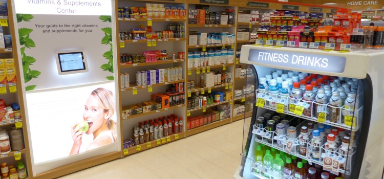 Study: Mass retail chains driving vitamin sales