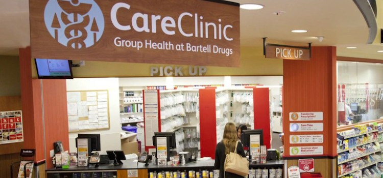 More CareClinics open at Bartell Drugs