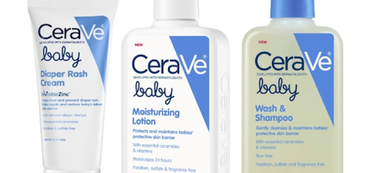 CeraVe Baby earns National Eczema Association Seal