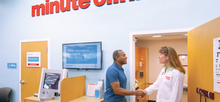 MinuteClinic tops 25 million patient visits