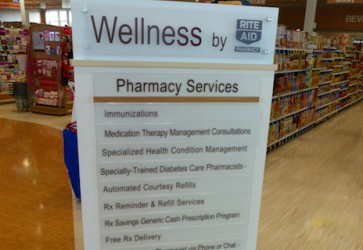 Rite Aid opens first net new store in five years