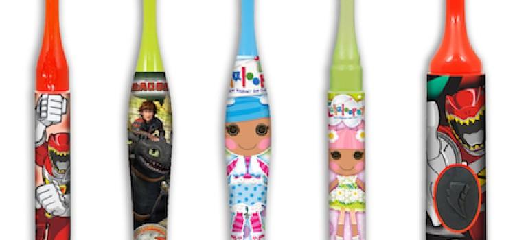 Sunstar expands GUM kids licensed toothbrush lineup