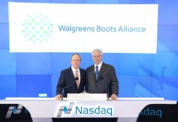 Walgreens Boots Alliance to join Nasdaq-100
