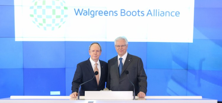 Walgreens Boots Alliance to join Nasdaq-100