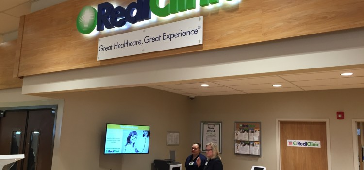 Rite Aid premieres in-store RediClinics