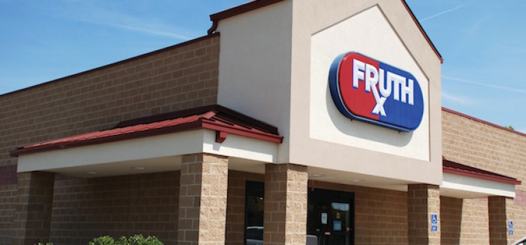 Fruth Pharmacy teams with LeSage Water