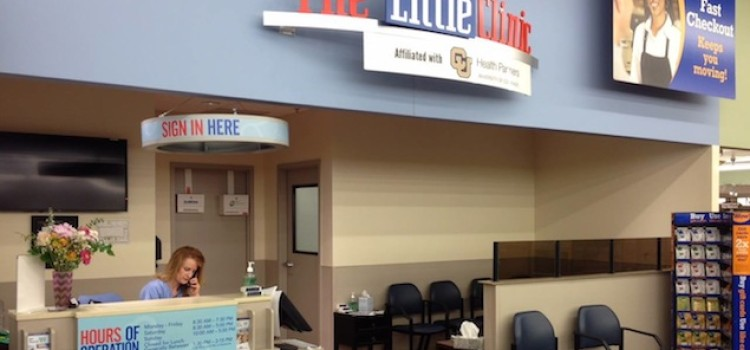 Little Clinic partnership provides opioid alternatives