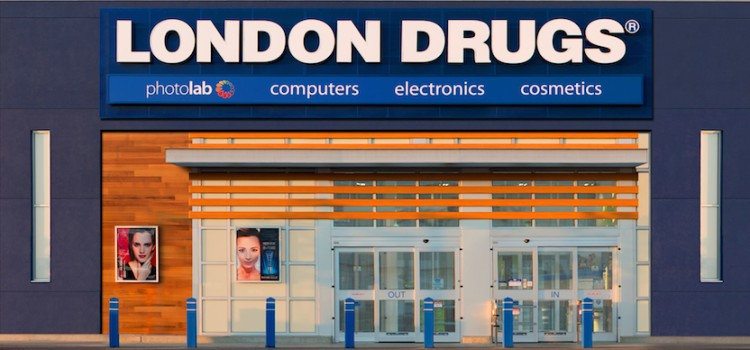 London Drugs opens its first optical center