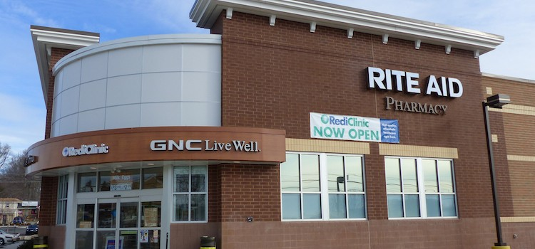 Rite Aid gets 2Q sales boost from EnvisionRx