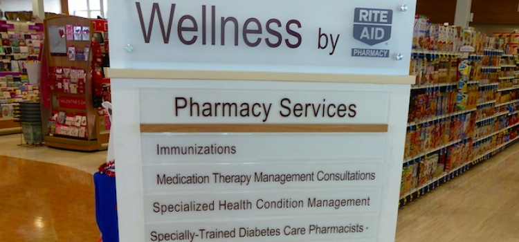 Rite Aid serves up discounted flu shots