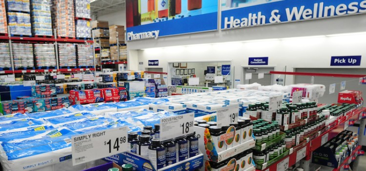 Sam's Club pharmacies to host men's health screenings