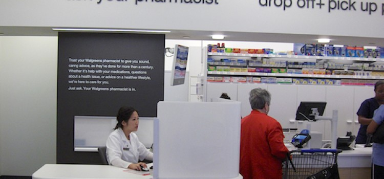Walgreens, OptumRx build 'new pharmacy solution'