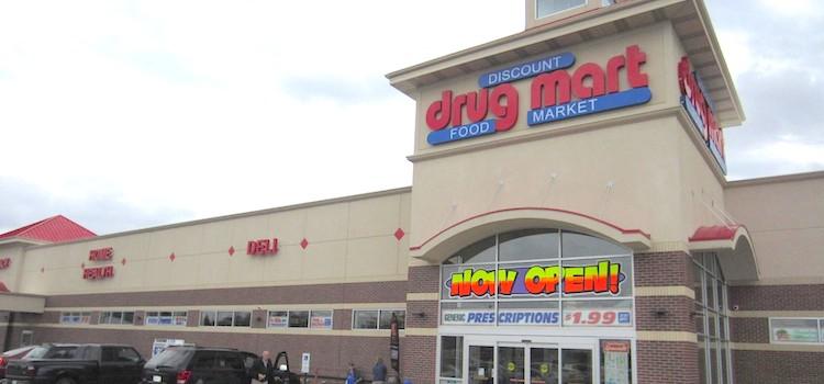 Discount Drug Mart automates