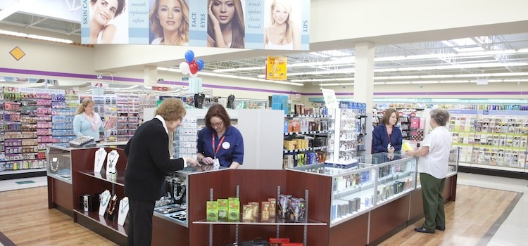 Discount Drug Mart's wide-ranging mix