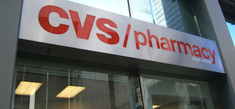 CVS/pharmacy promo to offer store cash card