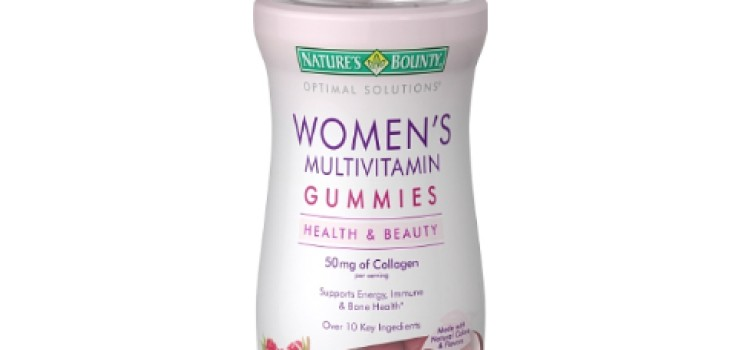 NBTY adds Women's Multivitamin Gummies to Optimal Solutions line