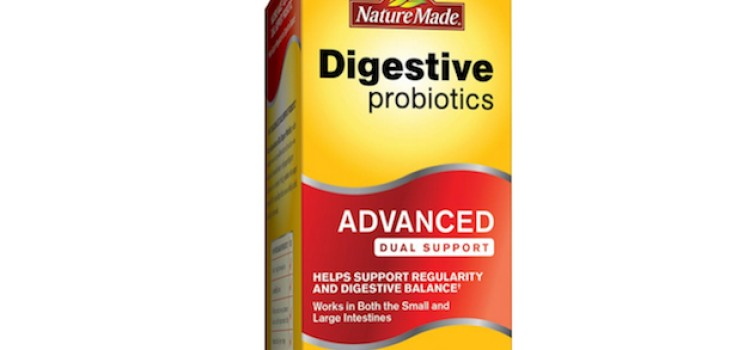 Nature Made set to launch new probiotic