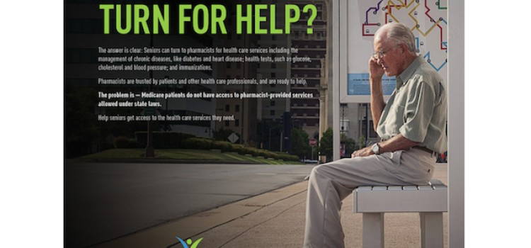 Ads highlight pharmacists as health providers