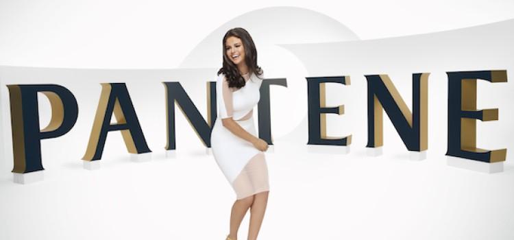 Pantene signs Selena Gomez as brand ambassador