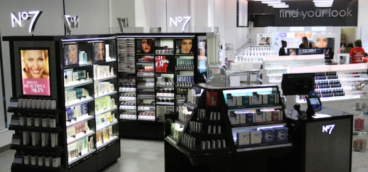Exclusive, niche brands loom large in beauty mix