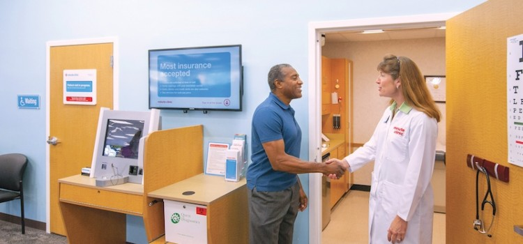 CVS: Patients give high marks to telehealth
