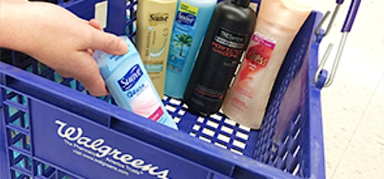 Unilever, Walgreens team up to help families in need