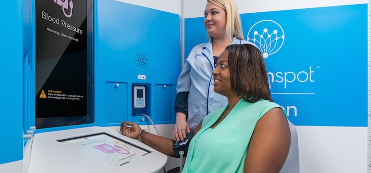 HealthSpot eyes rapid lab tests for telehealth kiosks