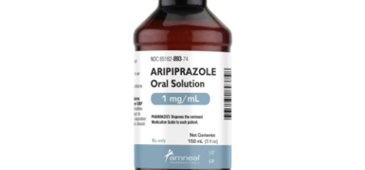 First Abilify oral solution generics released by Lannett, Amneal