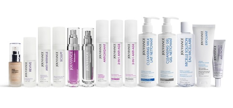 Jouviance skin care to make U.S. debut at CVS