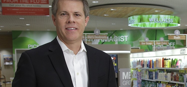 Martindale appointed CEO of stores at Rite Aid
