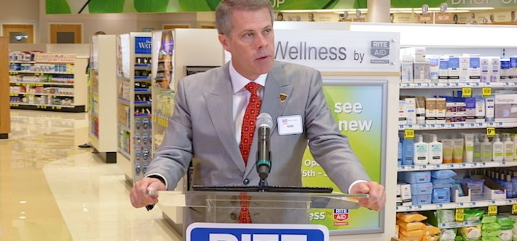 Rite Aid names Martindale as CEO of stores