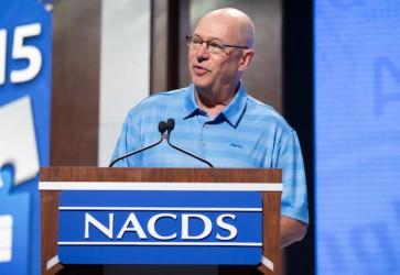 NACDS' Pratt Award goes to Rite Aid's Thompson