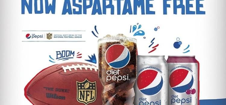 PepsiCo introduces aspartame-free Diet Pepsi