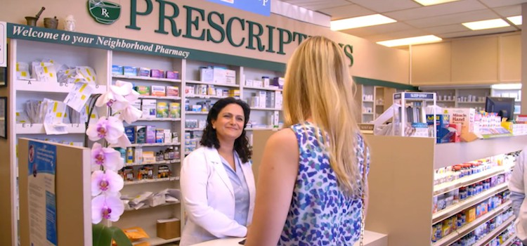 Satisfaction with pharmacy remains high