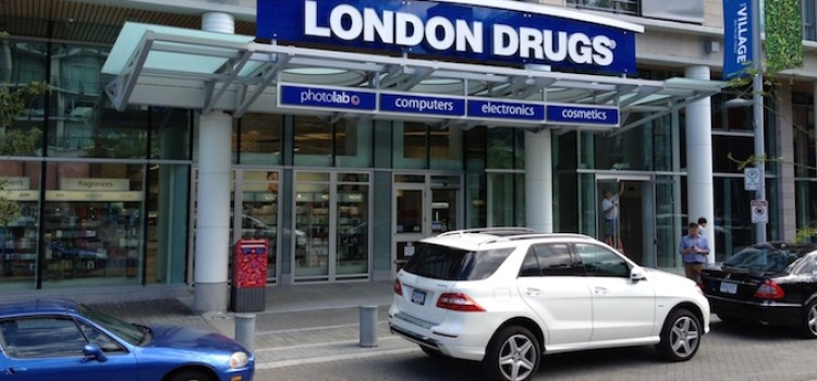 London Drugs introduces loyalty plan