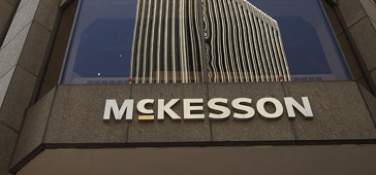 McKesson to buy Ireland's UDG Healthcare