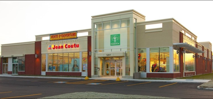 Pharmacy fuels 2Q sales at Jean Coutu stores