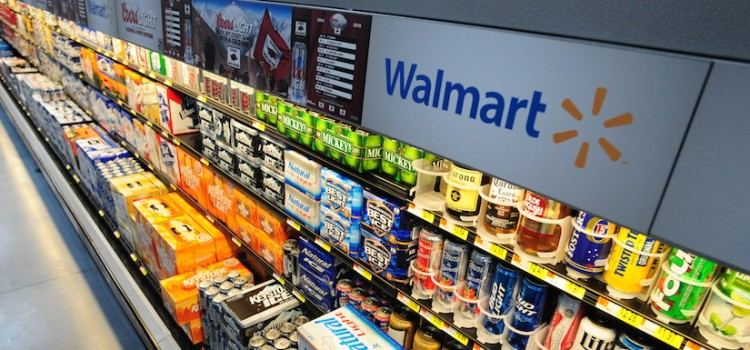 Walmart earnings decline for 4Q, full year
