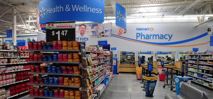 Walmart taps Riedl to run health, wellness