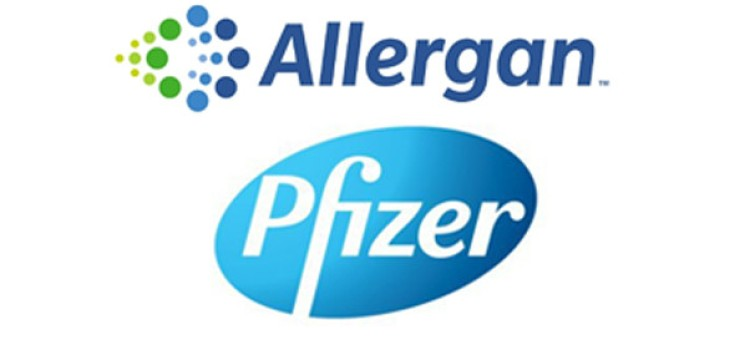 Pfizer names post-Allergan merger exec team