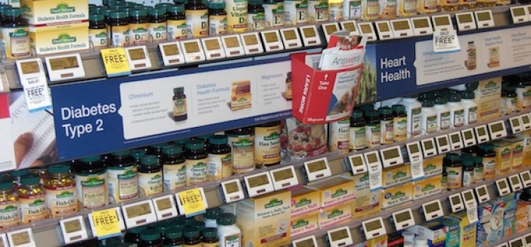 FDA creates Office of Dietary Supplement Programs