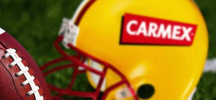 Carmex teams up with Green Bay Packers