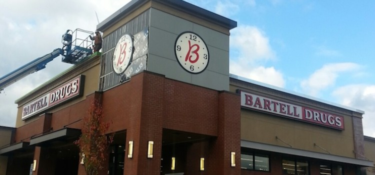 Local ties emphasized by Bartell in remodel