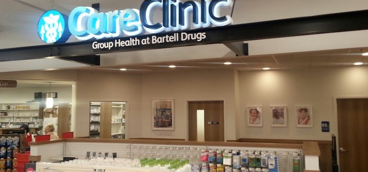 Additional CareClinics coming to Bartell stores