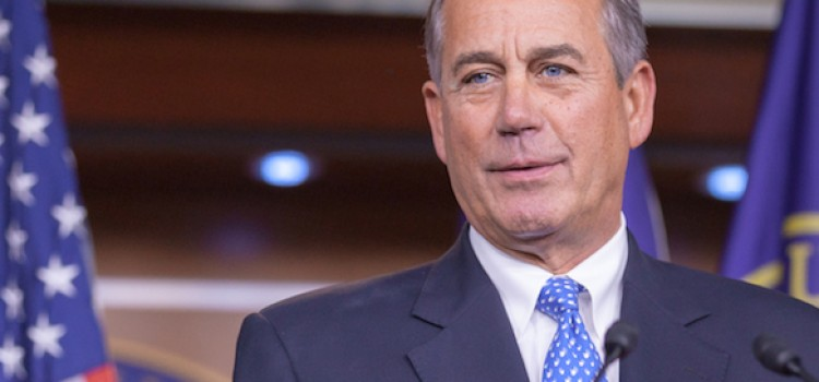 Former House Speaker Boehner to keynote NACDS Annual Meeting