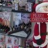 Holiday sales at drug chains up slightly